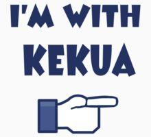 I'm With Kekua T-Shirt