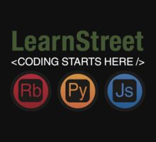 Coding Starts Here by LearnStreet