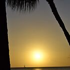 Maui Sun Down by KingstonPrints