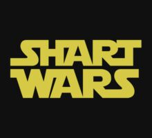 Shart Wars parody T-shirt by Veem