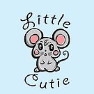 """Little Cutie""  by Ameda Nowlin"