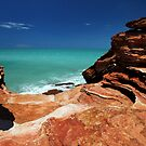 Turquoise Waters by Mark Ingram