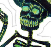 Day of the Dead Mi Tequila Sticker