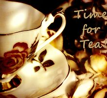 Time for Tea! by Karen Lewis