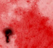 Red Moon-Twilight Sticker
