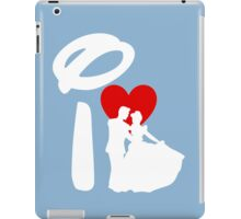 I Heart Happily Ever After (Inverted) iPad Case/Skin