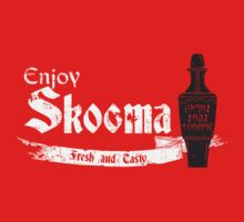 Enjoy Skooma by DarkChoocoolat