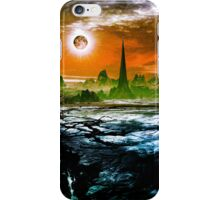 The Last Visitor iPhone Case/Skin
