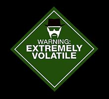 Warning: Extremely Volatile by Charles McFarlane