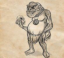 Troll by Extreme-Fantasy
