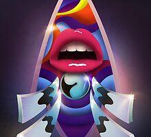Space Kiss by hypnosky