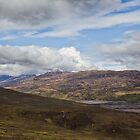 Scottish Highlands I by EdPettitt