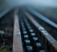 The Mountain Railway by MorganaPhoto
