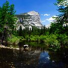 Mirror Lake by Phillip M. Burrow