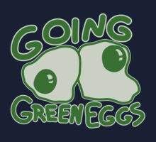 Going Green Eggs Kids Clothes