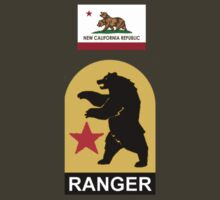 Faded NCR Ranger Patch by Warlock85