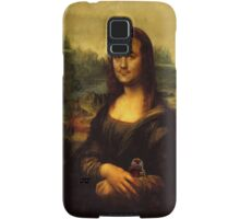 Bill Murray as Mona Lisa Samsung Galaxy Case/Skin