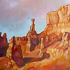The Sentinel - Bryce Canyon National Park by painterflipper
