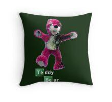 Breaking Bad Teddy Bear Throw Pillow