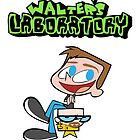 Walter's Laboratory by Stephanie Hodges