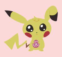 Easter Egg Pikachu Kids Clothes