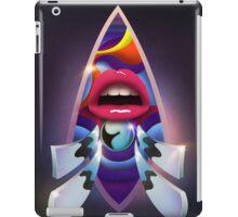 Space Kiss iPad Case/Skin