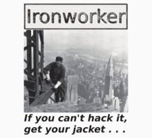 Ironworker by Greg Leatherman