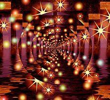 Star Grazed Flight Path by kenspics