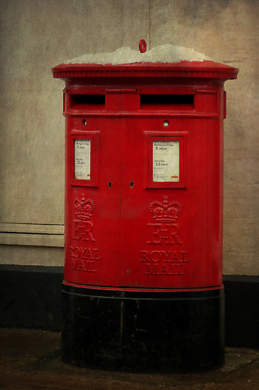 3/52   Post Box by Karen  Betts
