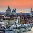 Sunrise over Venice by Tom Gomez