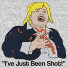 Fat Amy - &quot;I&#x27;ve Just Been Shot!&quot; by stevebluey