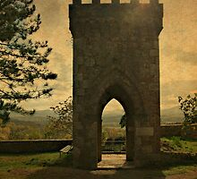 Gothic Tale-Tuscany by Deborah Downes