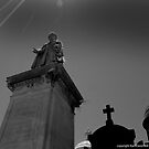 la recoleta cemetery 003 by Karl David Hill