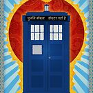 The Magnificent TARDIS (Doctor Who) by enthousiasme