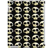 Skulls!!! iPad Case/Skin