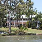 Riverside Queenslander by aussiebushstick