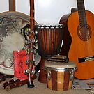 Bring A Musical Instrument by aussiebushstick