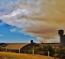 Bushfire 2 by hurky