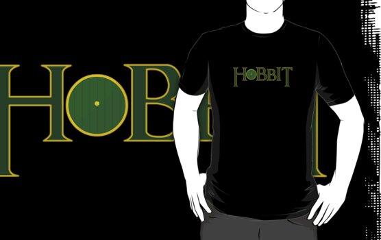 Hobbit Door by wookie9