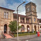 Old Toowoomba Post Office by SeanBuckley