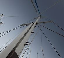 The Main Mast by Saraswati-she