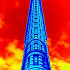 Cool Flatiron building by Rory Delaney