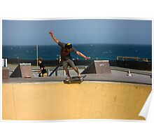 5-0 In The Shallow End - Empire Park Skate Park  Poster