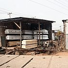 Street Shops Lagos 6 by Warren. A. Williams