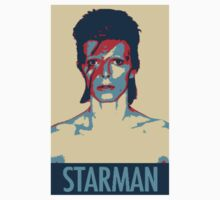 Starman Hope by Leatherface