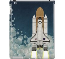 Space Shuttle iPad Case/Skin