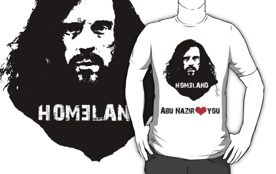 Homeland: Abu Nazir loves U by garigots