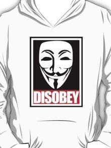 Disobey Vendetta T-Shirt