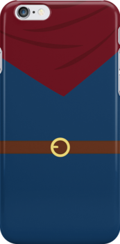 Merlin iPhone Case by alpacastiel