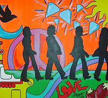 Beatles by tonitiger415
